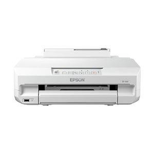 エプソン A4インクジェットプリンター/単機能/有線・無線LAN/6色染料/EpsoniPrint対応 EP-306 ds-1051365