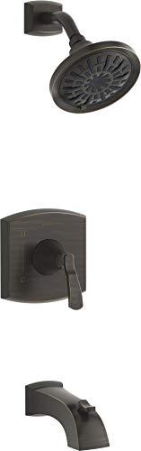 KOHLER K-R30999-4M-2BZ Ridgeport - Juego de accesorios para ducha, bronce aceitado