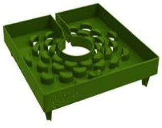 LuxHydro Hydroponic Drip Caps (6 inch) - Set of 5