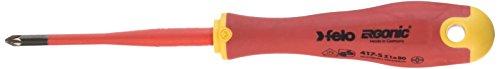 Felo 0715762659 +/- Z1 E-Slim geïsoleerde schroevendraaier met lengte 3 1/8