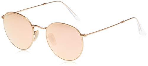 Ray-Ban Herren Rb 3447 Sonnenbrille, Gold (Dorado), 0