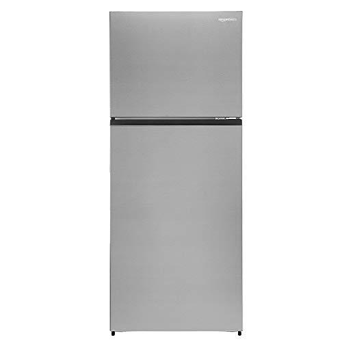 AmazonBasics 411L 2 Star Frost-free Double Door Refrigerator