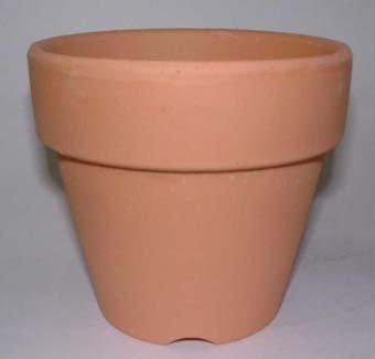 洋蘭 素焼き鉢 4.0号 10枚