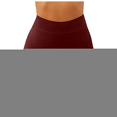 BUXIANGGAN Shorts Pantalones Cortos Mujer Pantalones Cortos Deportivos Sin Costuras para Mujer Push Up Cintura Alta Fitness Pantalones Cortos De Entrenamiento Delgado Nueva Colección-We_XL