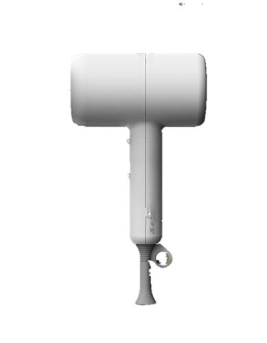 Mute Stroom Fön Anion haardroger trommel huishoudelijke apparaten, wit, Britse standaard (220V)