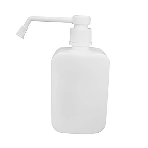 Spender 500 ml Desinfektionssprüher Handdesinfektion Reiniger Kunststoff Seifenspender (8,4 × 5,5 × 15 cm)