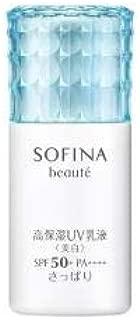 Sofina beaute whitening UV cut emulsion light sp r SPF50+ PA++++ 30ml