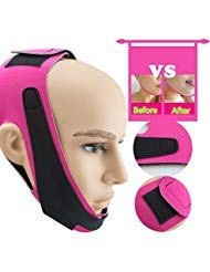 Face Slimmer Thin Bandage Remove Double Chin Chin Cheek Lift Up Anti Wrinkle Lifting Belt Face Massage Tool for Women and Girls