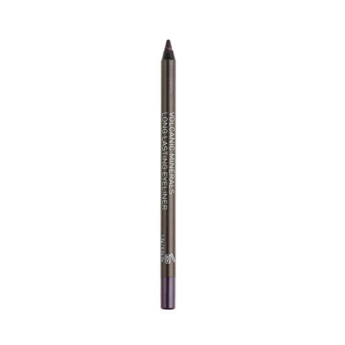 Korres Black Volcanic Minerals Eyeliner 04 - Long lasting, purple,1er Pack (1 x 1.2g)