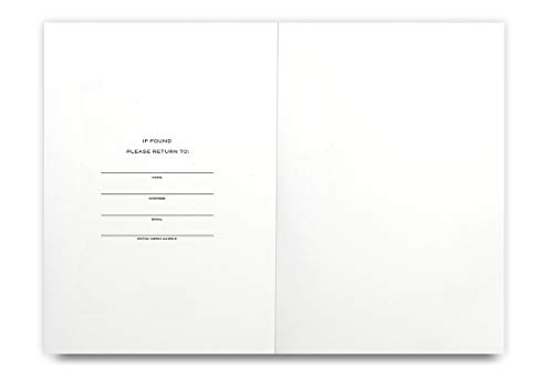Wit & Delight - Big Idea Sketchbook | Size 10 X 7 , 180 blank pages - Quality 100 GSM Paper