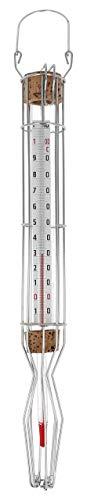 Lantelme Lebensmittel Thermometer zum einkochen einwecken einmachen110 °C analog in Drahtfassung 4419