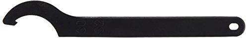 AMF 54619 Clé à crochet, 30-32 mm, Noir