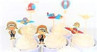 Best airplane cupcake picks Reviews