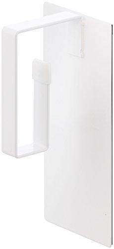 山崎実業 マグネット 洗濯機横 洗濯ネットハンガー タワー ホワイト 3621 2個セット