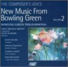 New Music from Bowling Green, Vol. 2 by Bowling Green Philharmonia (2002-08-02)