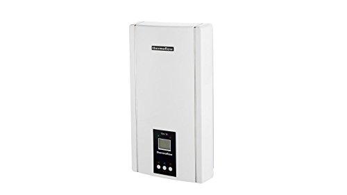 Elektronischer Durchlauferhitzer Elex 21 N Thermoflow 21 kW Boiler - LED Display - bis zu 75 °C - Neues Modell