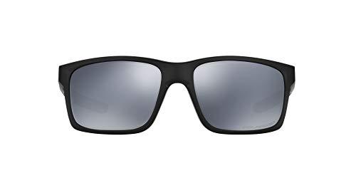 Oakley Sonnenbrille Mainlink Gafas de sol, Matte Black, 57 para Hombre