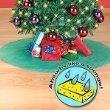 """Sorbco Floor Protector, 30"""" Absorbent Mat for Christmas Trees and Large Houseplants"""