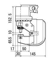 IKURATOOLS(育良精機)『コードレスバリアフリーパンチャー(ISK-BP20LF)』