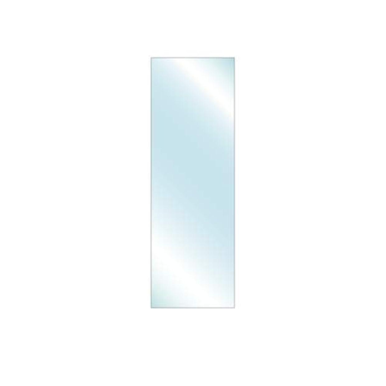 精神的に貨物信じる強化ガラス 安全ガラス 厚み4mm 100×300mm 四角形 糸面取り サイズオーダー対応
