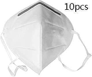 GUIPING 10 Paquetes máscara de Alto Grado N95, máscaras