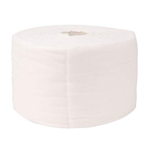 Toalla de limpieza desechable, toallitas desechables de tela de algodón, toallitas faciales de maquillaje, 50 m