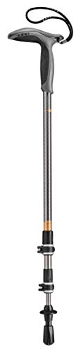 LEKI Wanderfreund Makalu Stöcke, dunkelanthrazit-Kupfer, 90-120cm
