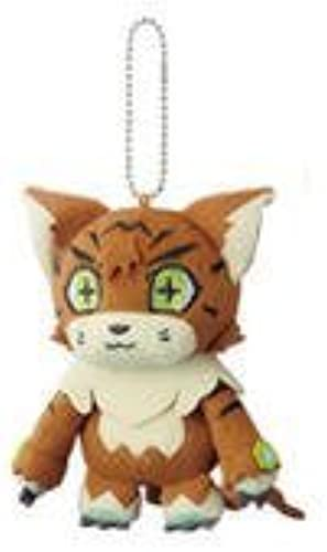 Meikumon  Digimon Adventure tri. Huge stuffed animal attached to the bag vol.1  height of about 11cm