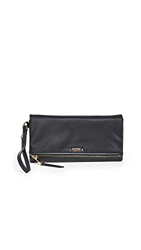 Tumi Women's Travel Wallet, Black, One Size