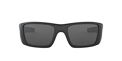 Oakley SI Fuel Cell Thin Blue Line, Blk Frame/Grey Lens