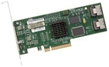 LSI Logic SAS3081E-R Kit 8PORT Pcie 3GBS 2 4PORT Int Minisas Cablees Lp ROHS6