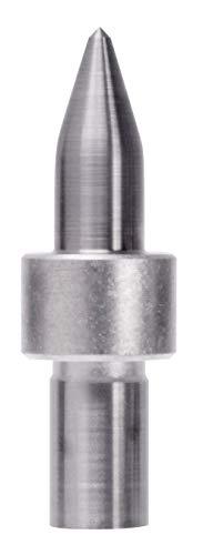 Optimum 3060128 Optimum Thermo-Bohrschrauber für Fassung mit Halskette, Typ Form, lang, M8 Größe, 4,0 mm dick