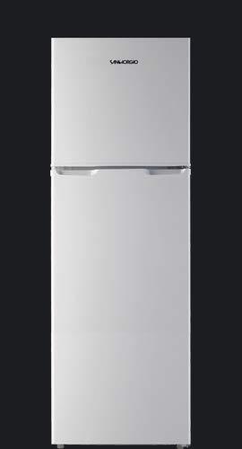 Frigorifero Doppia Porta No Frost, 249 litri, Classe E (ex A+), Bianco
