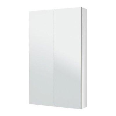 2 XIKEA GODMORGON -Spiegelschrank mit 2 Türen - 60x14x96 cm
