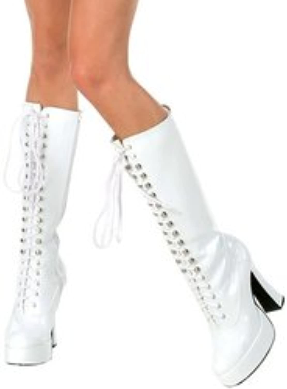 Ellie shoes - Easy (White) Adult Boots, White, 6