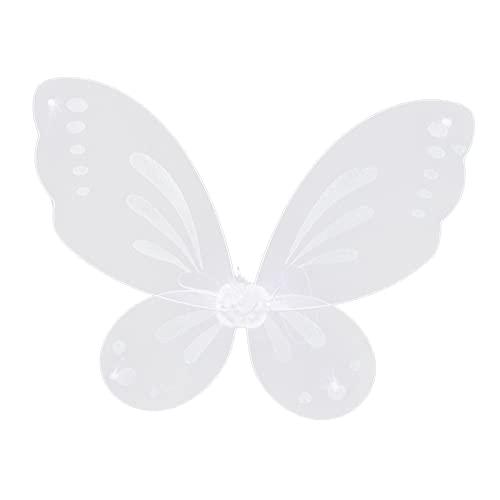 F Fityle Vestido de ala de Hada, ala de Princesa de ngel, Disfraz de ala de Mariposa, Accesorios de Disfraz para Juegos de Disfraces, Halloween para nios,