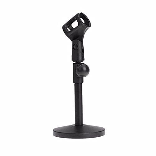 Suporte De Mesa Para Microfone Mini Pedestal Portátil Mtg025