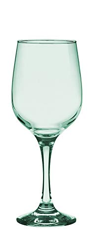 /Blue/ /Tinted Blue Sand /& Reflections /Blue/ SABLES /& REFLETS 6/Wine Glasses 300/ml/