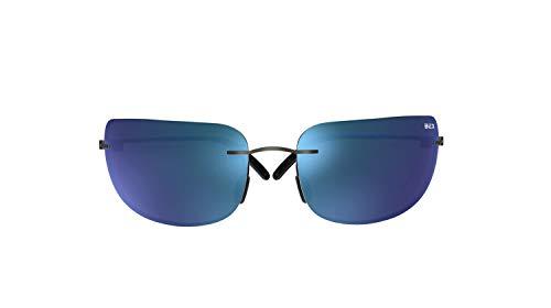 BEX Salerio XL Polarized Gunmetal/Iris Sunglasses