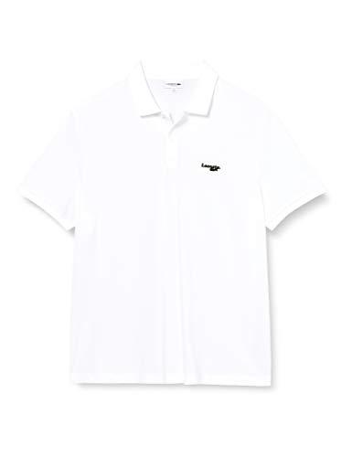 Lacoste Ph1861 Camisa de Polo, Blanc, XL para Hombre