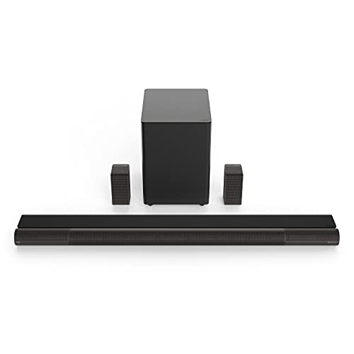 VIZIO Elevate Sound Bar for TV, Home Theater Surround Sound System for...