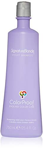ColorProof Color Care Authority Signature Blonde Violet Shampoo, 25.4 fl. Oz.