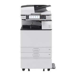 Ricoh MP4054 Multifunktions-Drucker, Weiß und Schwarz (Generalüberholt)