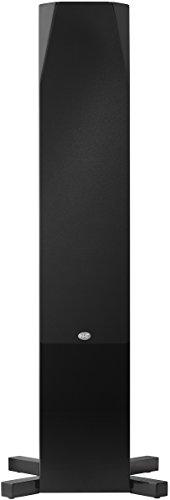 Best Review Of NHT C Series C-4 Floor-Standing 4-Way Tower Speaker, Single, High Gloss Black