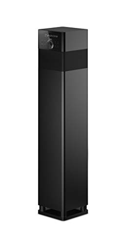 Philips **** Single Tower Speaker (Black)