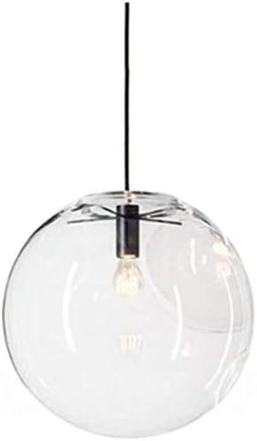 Clear globe pendant _image2