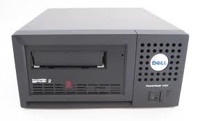 Dell 08Y360 200/400GB LTO-2 EXTERNAL SCSI LVD, Refurb