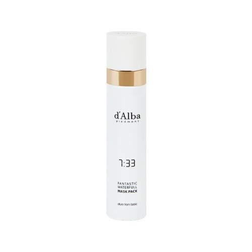 d'Alba Fantastic Waterfull Mask pack 100ml/Mist Serum