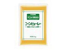 【冷凍】カゴメ コーンピューレ(国産)1kg