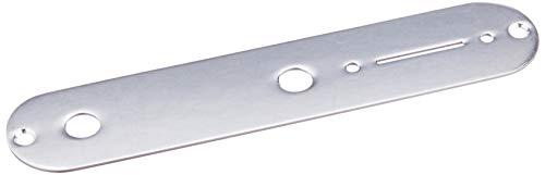 Fender Road Worn Telecaster - Placa de control de latón chapado